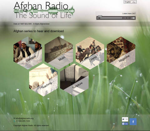 Afghan Radio - Sound of Life